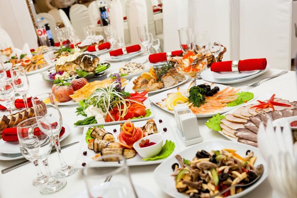 Полный сервис по организации выездного питания: Организация питания